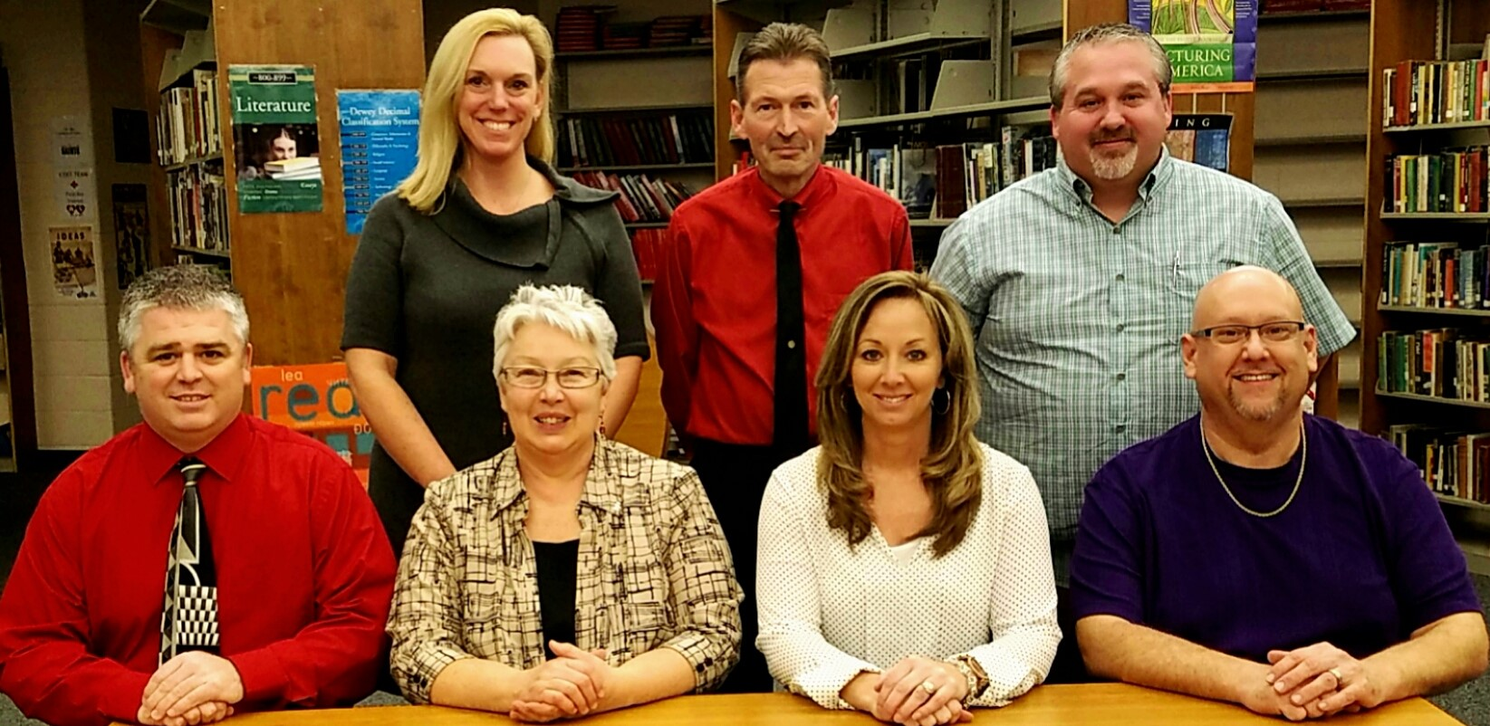Clinton School Board for 2016 2017 School Year