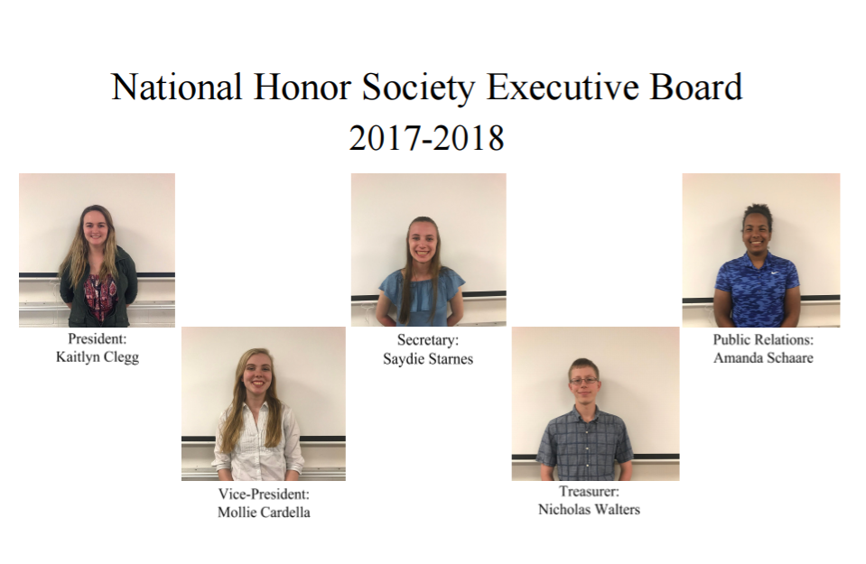 NHS Executive Board members